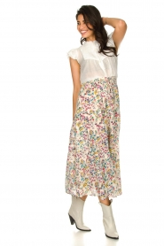 Louizon |  Floral maxi skirt Garfunk | multi  | Picture 4