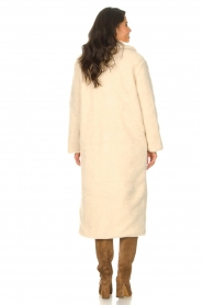 Aaiko    Teddy coat Suella   natural    Picture 6