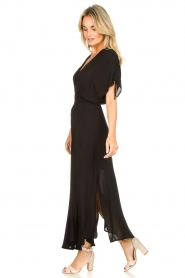 Louizon |  Maxidress Enael |black  | Picture 5