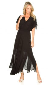 Louizon |  Maxidress Enael |black  | Picture 3