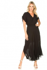 Louizon |  Maxidress Enael |black  | Picture 2