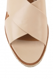 What For |  leather platform sandal Emily  | Picture 6
