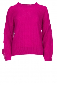 Essentiel Antwerp |  Sweater Shanghai | pink  | Picture 1