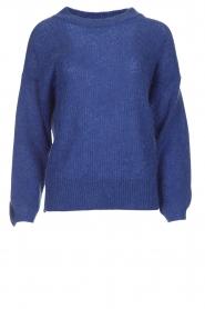 Essentiel Antwerp |  Sweater Shanghai | blue  | Picture 1