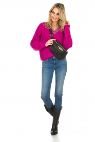 Essentiel Antwerp |  Sweater Singapore | pink  | Picture 3