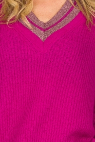Essentiel Antwerp |  Sweater Singapore | pink  | Picture 7