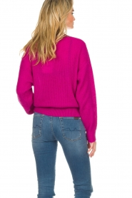 Essentiel Antwerp |  Sweater Singapore | pink  | Picture 6