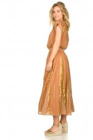 Louizon    Maxi skirt Howler   nude    Picture 4