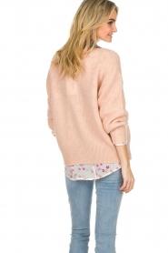 Essentiel Antwerp    Cardigan Slovenia   pink    Picture 5