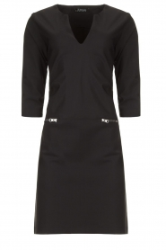 D-ETOILES CASIOPE |  Travelwear dress Vruc | black  | Picture 1