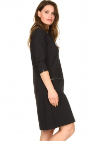 D-ETOILES CASIOPE |  Travelwear dress Vruc | black  | Picture 4