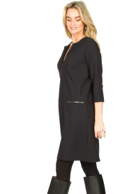D-ETOILES CASIOPE |  Travelwear dress Vruc | black  | Picture 5