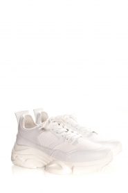 Essentiel Antwerp |  Chunky platform sneakers Slave | white   | Picture 4