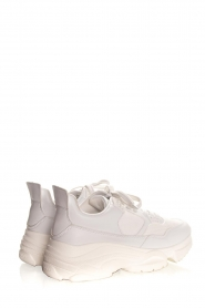Essentiel Antwerp |  Chunky platform sneakers Slave | white   | Picture 5