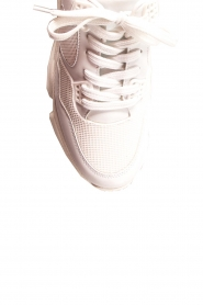 Essentiel Antwerp |  Chunky platform sneakers Slave | white   | Picture 6