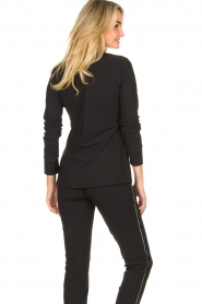 D-ETOILES CASIOPE |  Travelwear blouse Verona | black  | Picture 6