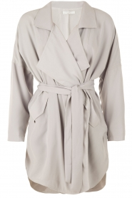 Trenchcoat Cara | marble grey