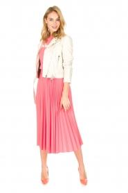 Tara Jarmon | T-shirt Bonbon | roze  | Afbeelding 3