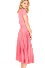 Tara Jarmon | T-shirt Bonbon | roze  | Afbeelding 4