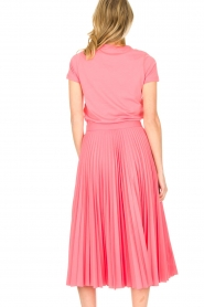 Tara Jarmon | T-shirt Bonbon | roze  | Afbeelding 5