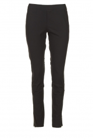 D-ETOILES CASIOPE |  Travelwear trousers Virgenie | dark blue  | Picture 1