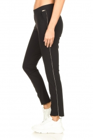 D-ETOILES CASIOPE |  Travelwear trousers Virgenie | dark blue  | Picture 6