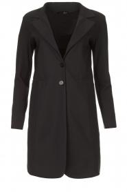 D-ETOILES CASIOPE |  Travelwear blazer Tresoire | black  | Picture 1