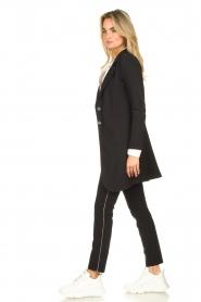 D-ETOILES CASIOPE |  Travelwear blazer Tresoire | black  | Picture 4