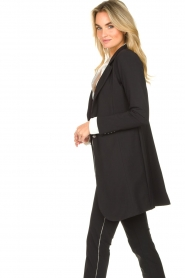D-ETOILES CASIOPE |  Travelwear blazer Tresoire | black  | Picture 5