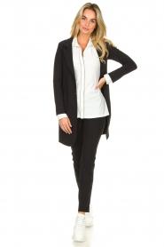 D-ETOILES CASIOPE |  Travelwear blazer Tresoire | black  | Picture 3