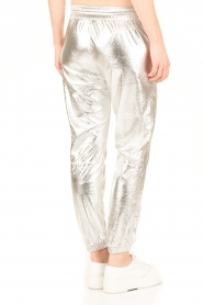 IKKS | Zilveren pantalon Susana | zilver  | Afbeelding 5