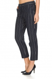 Tara Jarmon |  Trousers Olivie | blue  | Picture 4