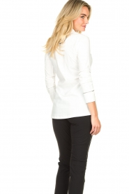 D-ETOILES CASIOPE |  Travelwear blouse Verona | white  | Picture 7