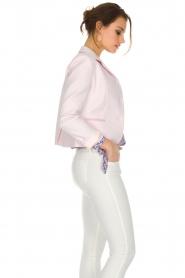 Tara Jarmon |  Blazer Pisous | pink  | Picture 4
