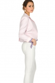 Tara Jarmon |  Blazer Pisous | pink  | Picture 5
