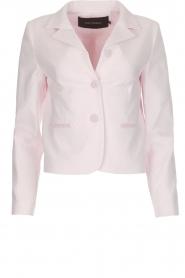 Tara Jarmon |  Blazer Pisous | pink  | Picture 1