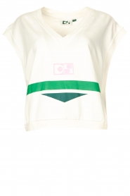 Dolly Sports |  Sportive spencer Diana | white  | Picture 1