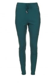D-ETOILES CASIOPE |  Travelwear pants Guet | blue  | Picture 1