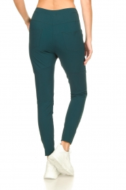 D-ETOILES CASIOPE |  Travelwear pants Guet | blue  | Picture 6