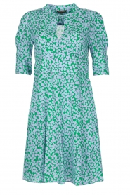 Tara Jarmon |  Dress Emeraude | green  | Picture 1