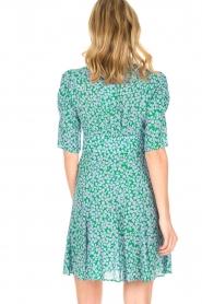 Tara Jarmon |  Dress Emeraude | green  | Picture 6