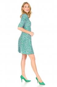 Tara Jarmon |  Dress Emeraude | green  | Picture 7