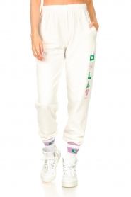 Dolly Sports |  Sweatpants Team Dolly | white  | Picture 4