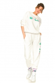 Dolly Sports |  Sweatpants Team Dolly | white  | Picture 3