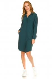 D-ETOILES CASIOPE | Travelwear jurk Valenci | oceaanblauw  | Afbeelding 3