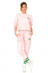 Dolly Sports |  Sweatpants Team Dolly | pink  | Picture 3