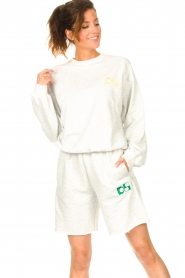 Dolly Sports    Basic sweater Team Dolly   grey    Picture 2