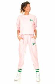 Dolly Sports |  Basic sweater Team Dolly | pink  | Picture 3