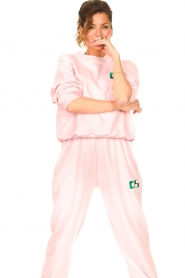 Dolly Sports |  Basic sweater Team Dolly | pink  | Picture 4
