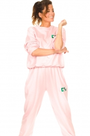Dolly Sports |  Basic sweater Team Dolly | pink  | Picture 5